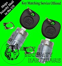 Blazer Jimmy Savana Express Others OEM Door Lock Cylinder Pair 2 Keys 706591