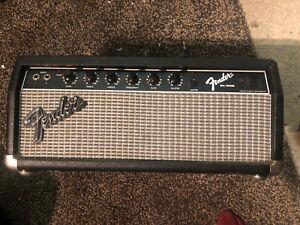 Vintage Fender Bass Head SK-100B Rare 100w Guitar Amp