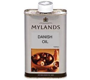 Mylands Danish Oil - 5 litres