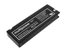 Multipower Blei Akku MP1222A u.a. für Motorola International 1000, 2000, 2700, N