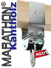 Schaukelschelle für Kantholz 12 x 12 cm mit MARATHON Rollengelenk