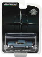 1965 LINCOLN CONTINENTAL MADISON GRAY HOBBY EXCLUSIVE 1/64 BY GREENLIGHT 29895