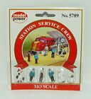 MODEL POWER Station Service Crew #5709 HO Scale New Old Stock