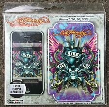 ED Hardy Sticker for iPhone 2G, 3G, 3GS iPod