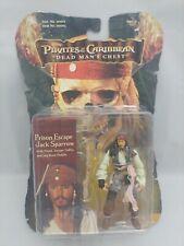 Zizzle Prison Escape Jack Sparrow with Pistol, Escape Coffin, and Leg Bone...