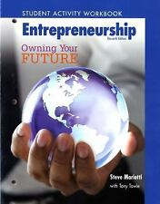 Student Activity Workbook for Entrepreneurship: Owning Your Future 11th ed.