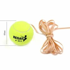 Andux Beginner Tennis Training Tennis High Elasticity Training Ball with String