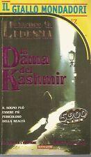 (Francisco G. Ledesma) La dama del Kashmir 1997 il giallo n.14