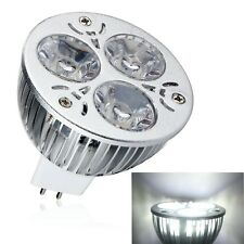 9/12/15W E27 GU10 MR16 LED Base Bulb Lamp Light Spotlight Warm/Cool White Bright