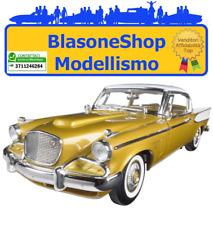 1958 Studebaker Golden Hawk 1:18 MODELLINO Auto by Road Signature Diecast