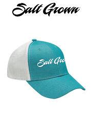 Salt Grown Brand saltwater fishing surfing boating beach hat Ocean mesh cap