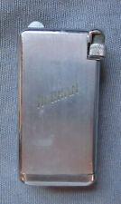"""Flaminaire Lighter by Parker Vintage Engraved """"Herman"""""""