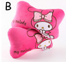 2pcs My melody rose hat plush soft pillow cushion cute protect new