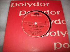 """7"""" Single 45 - JON AND VANGELIS - THUNDER - 1980 - Brazil"""