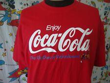 Vintage Coca Cola 2002 The Essence Music Festival T Shirt Sz XL