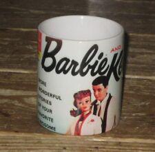 Barbie and Ken Advertising MUG