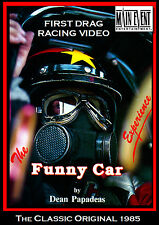 Drag Racing The FUNNY CAR EXPERIENCE, 1986 Nitro, A Main Event Entertainment DVD