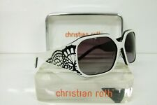 Originale Sonnenbrille CHRISTIAN ROTH CR 14260 WH