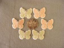 Butterfly Motifs  Assorted  - Packet 6 (No 9)