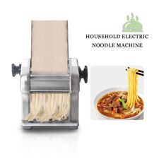 Electric Home use Noodle Machine 201SS Pasta Presser 220V Dumpling mould cutter
