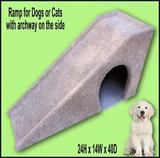 "Dog Ramp 24"" tall x 14"" wide x 40"" Deep Dog Ramp. Dogs furniture. Ramps & Stairs"