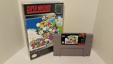 Pop'n Twinbee - English SNES Patch NTSC - Popn