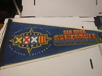 Miami Dolphins Autographed Signed Super Bowl Pennant Morris Little Yepremian jh
