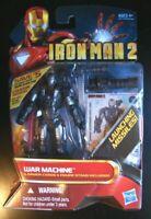 Iron Man 2 WAR MACHINE action figure (Movie Series, HTF!)