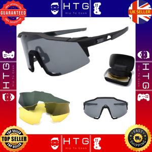 Men Women Cycling Glasses Mountain Bike Goggles Sport Bicycle Sunglasses Mtb