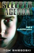 Sleeper Agenda by Thomas E. Sniegoski (Sleeper Conspiracy #2) (2006, PB) HH1314