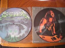 "metallica creeping death interview picture disc 12"" vinyl james hetfield"
