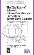 The IEA Study of Science I (International Studies in Educational Achie-ExLibrary