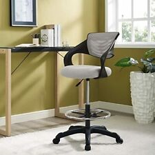 Modway Thrive Drafting Chair Tall Office Chair For Adjustable Standing Desk