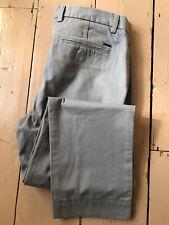 DKNY chinos, W34, light grey, New