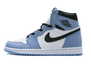 ✅Nike air Jordan 1 High University blue UNC