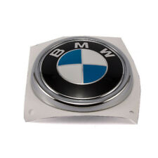 BMW OEM Trunk Tailgate Emblem Badge - E70 X5 3.0si 4.8i xDrive X5 M 2007-2013