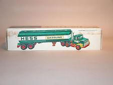 HESS 1977 FUEL OIL TANKER  MINT IN THE BOX
