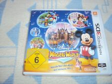Disney Magical World (Nintendo 3DS, 2014) NEU OVP