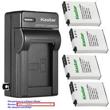 Kastar Battery Wall Charger for Nikon EN-EL12 MH-65 & Nikon Coolpix S9700 Camera