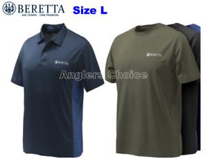 BERETTA POLO,SHIRT Size L