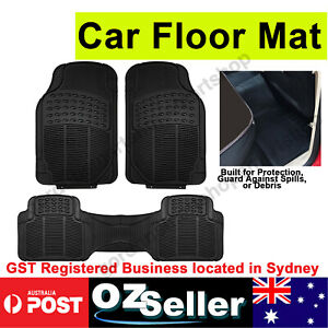 Car Floor Mats All-Climate Performance For Peugeot 2008 3008 4008 5008 407 508