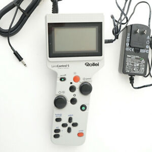 Rollei Lens Control S controller unit for electronic Shutters X-Act 6000