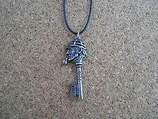 CHIAVE 221B KEY APARTMENT NECKLACE COLLANA CIONDOLO SHERLOCK HOLMES SERIE TV #2