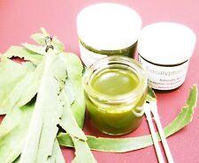 Eucalyptus Salve, 2oz All Organic Natural, expel bug bits, itchiness, allergy