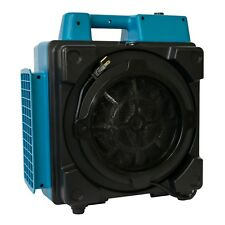 XPOWER X-2580 4-Stage Professional HEPA + Active Carbon Air Scrubber Purifier