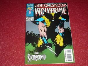 [BD COMICS MARVEL USA] MARVEL COMICS PRESENTS # 138 - 1993 WOLVERINE/GHOST RIDER