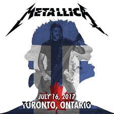 METALLICA / World Wired Tour / LIVE / Toronto, CANADA - July 16, 2017