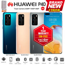 New Sealed HUAWEI P40 5G ANA-AN00 8GB+128GB Android Dual SIM Smartphone GSM only