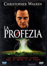 LA PROFEZIA - DVD (USATO EX RENTAL)