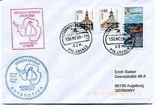 1999 Vinson Massif Patriot Hills Adventure Network Arenas Polar Antarctica Cover